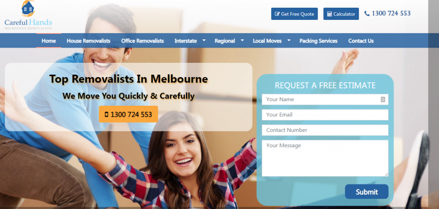 Careful Hands Melbourne Removals