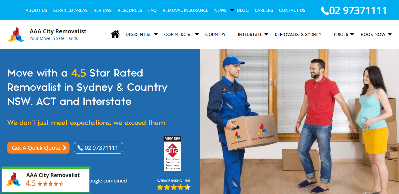 AAA-City-Removalists