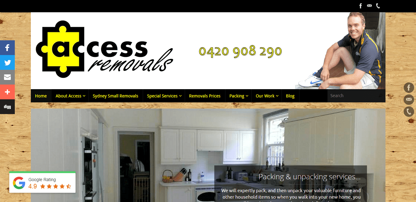 Access Removals