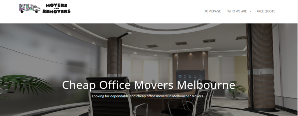 Movers and Removers removalists eastern suburbs